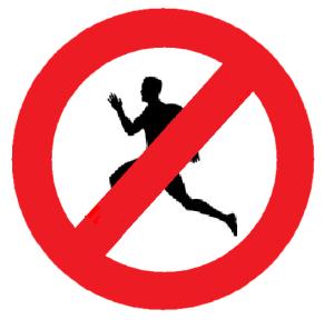 divieto atleta