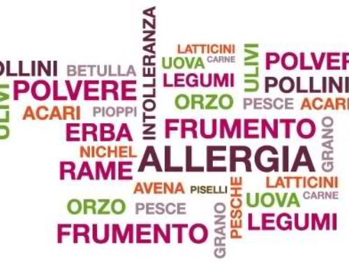 La corretta alimentazione per curare l'allergia