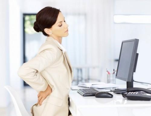7 conseguenze che si hanno stando troppo seduti