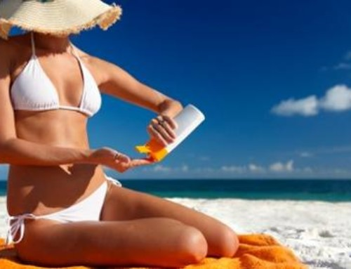 7 errori che si fanno nell'applicazione della crema solare